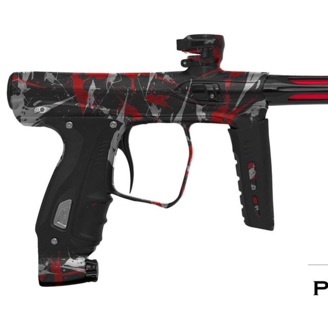 Shocker XLS Splash Punisher Paintball  Xlsspl10