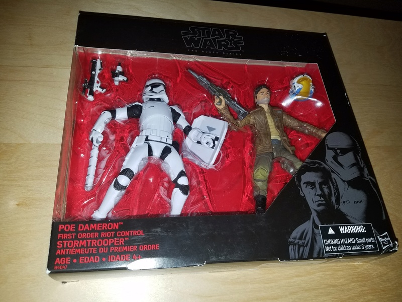Anyone going to collect the 6 inch Black Series figures? - Page 3 20170510