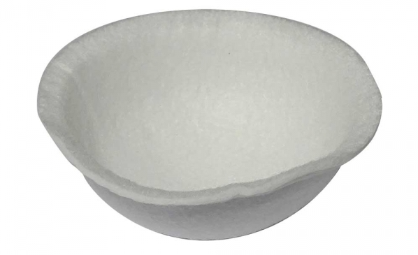 Garder les œufs réunis dans le nid avec un fond en feutrine Fond-d11