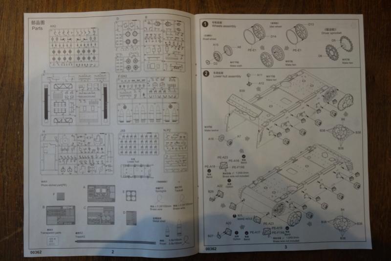 Ouvre-boîte Fahrgestell pz.kpfw IV [Trumpeter 1/35] Dsc01417