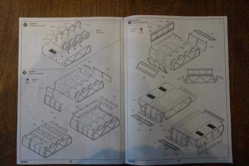 Ouvre-boîte Fahrgestell pz.kpfw IV [Trumpeter 1/35] Dsc01422