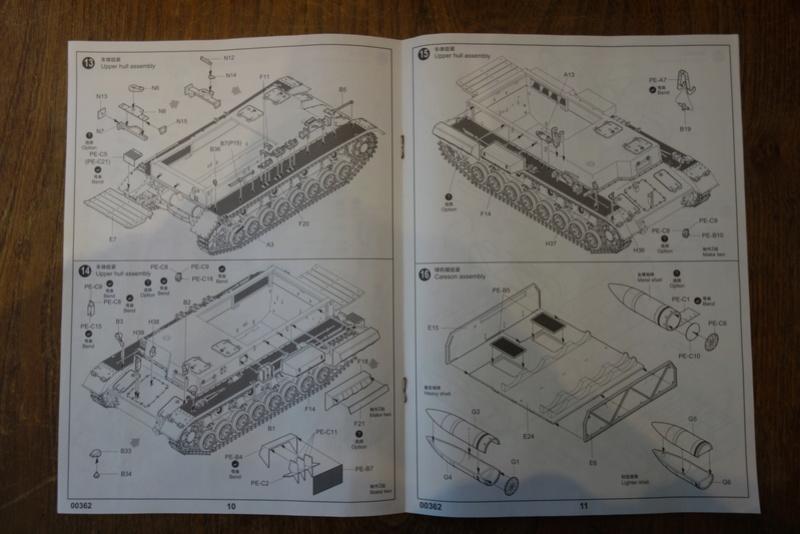 Ouvre-boîte Fahrgestell pz.kpfw IV [Trumpeter 1/35] Dsc01423