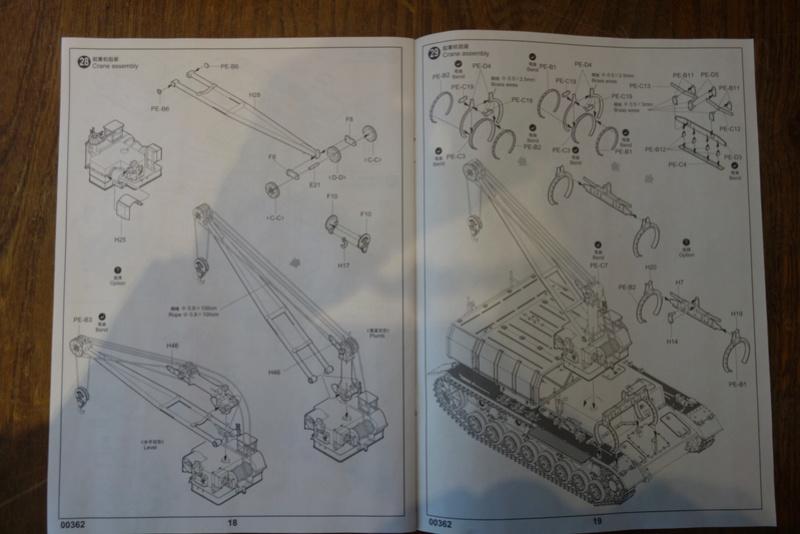 Ouvre-boîte Fahrgestell pz.kpfw IV [Trumpeter 1/35] Dsc01424