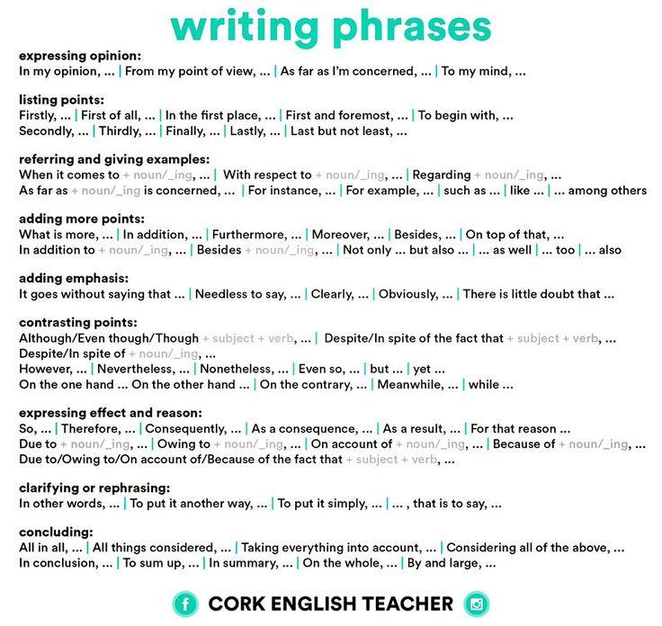 writing phrases  78709010