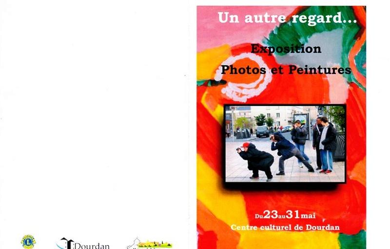 Dourdan: Expo photo peinture du 23 au 31/5, Un autre regard... Docume11