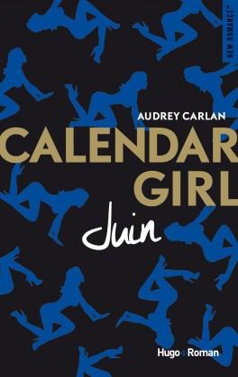 CALENDAR GIRL (Tome 1 à 6) de Audrey Carlan - SAGA Calend11