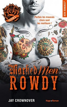 MARKED MEN (Tome 1 à 6) de Jay Crownover - SAGA Marked11
