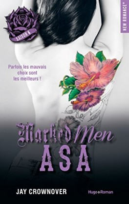 MARKED MEN (Tome 1 à 6) de Jay Crownover - SAGA Marked12