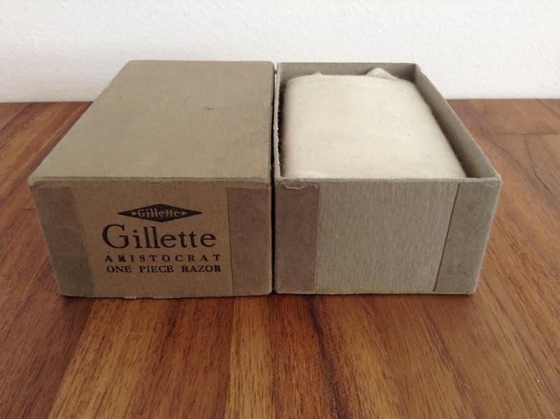 Collection de Gillette.  Image19