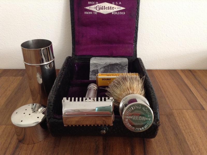 Collection de Gillette.  Image27