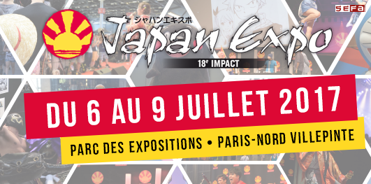 JAPAN EXPO 2017 Japan-10