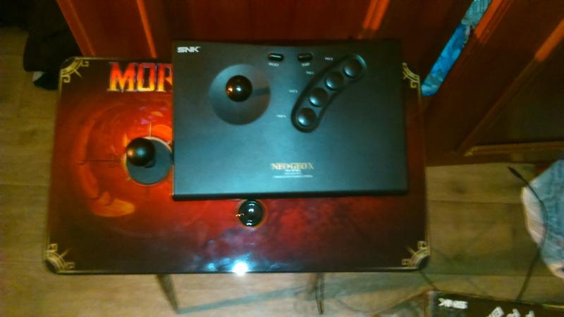 Stick Mortal Kombat Dsc_0412