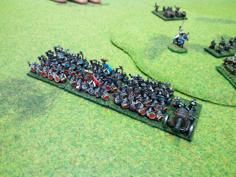 Chaos - Orcs&Goblin VS Dwarf - Bretonnian (2vs2) Img_2059