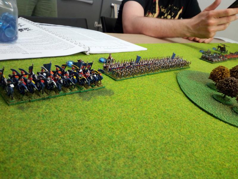 Chaos - Orcs&Goblin VS Dwarf - Bretonnian (2vs2) Img_2067