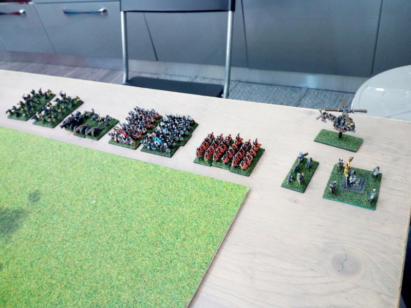 Chaos - Orcs&Goblin VS Dwarf - Bretonnian (2vs2) Img_2070