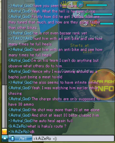 Most random thing you've seen or done today on CB? - Page 3 Screen21