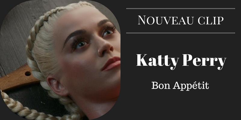 Nouvel clip pour Katty Perry