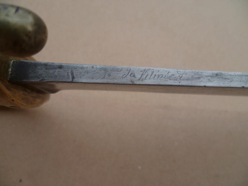 3 sabres briquet réglementaires 50910