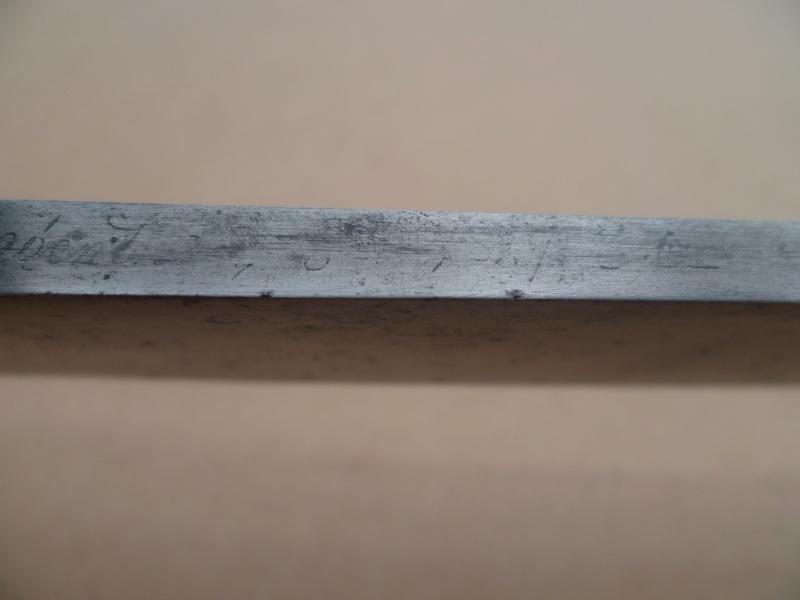 3 sabres briquet réglementaires 51110