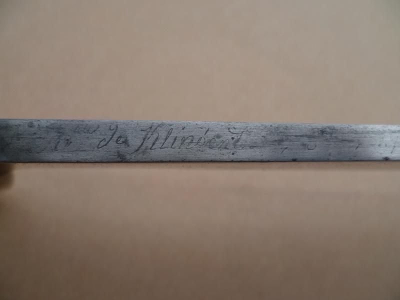 3 sabres briquet réglementaires 51210