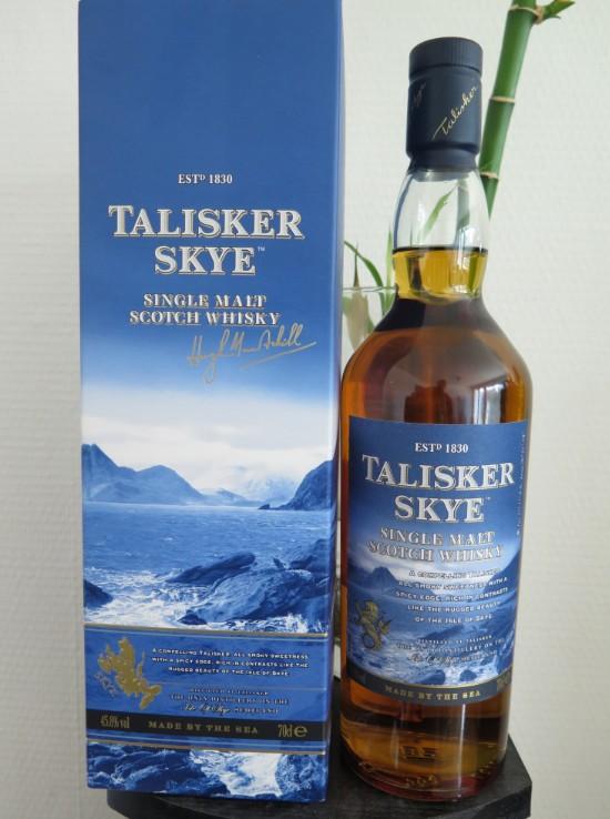 Whisky Talisker Skye - Cave en ligne sur Angers -  Single Malt - Écosse Talisk10
