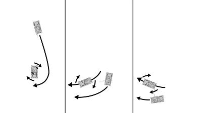 Débutant 4 : la progression dans les espaces ouverts Tourne10