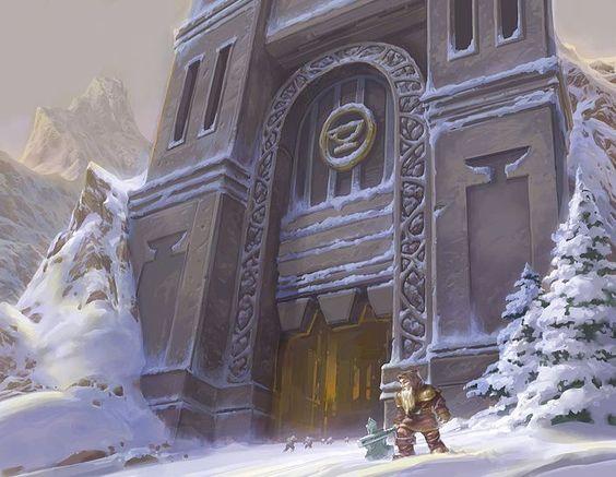 O Templo de Moradim, em Gauntlgrym!! 86c56010