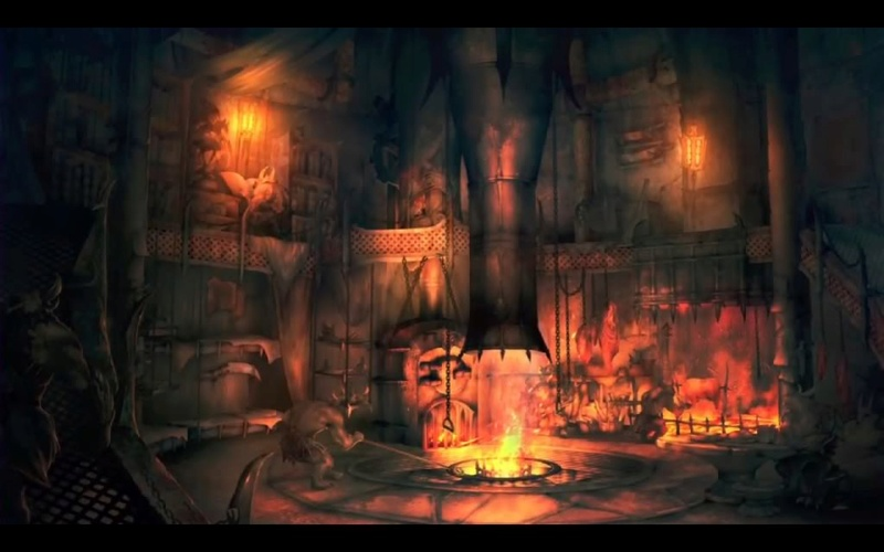 O Templo de Moradim, em Gauntlgrym!! Civili10