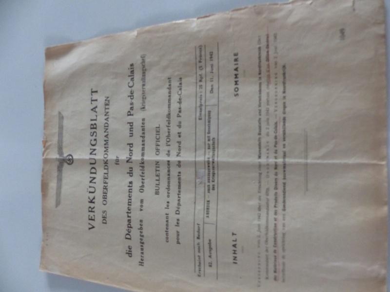 Certificat de bonne conduite 1920 19047210