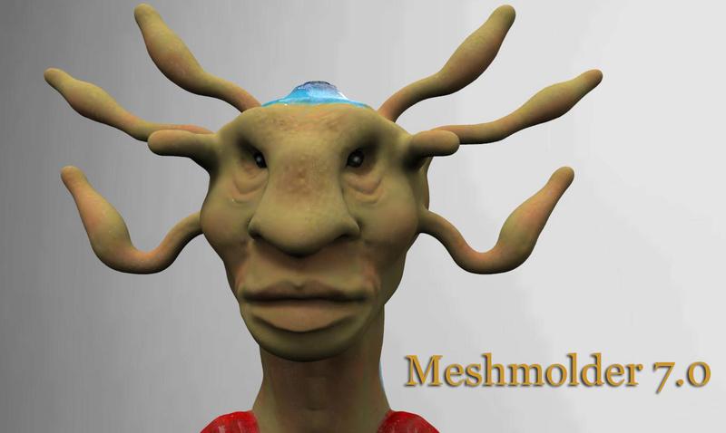 Meshmolder 7.0 Et10