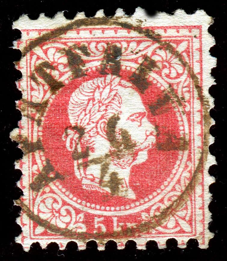 1867er bei Müller nicht bewertet oder gelistet 004510