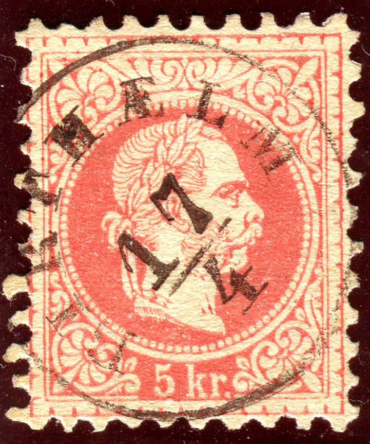 1867er bei Müller nicht bewertet oder gelistet 014211
