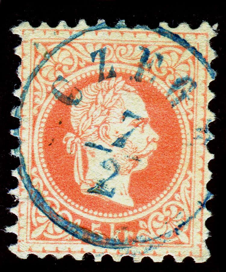 1867er bei Müller nicht bewertet oder gelistet 028110