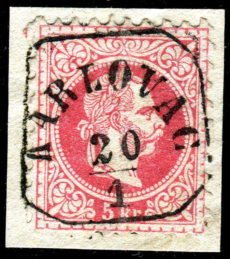 1867er bei Müller nicht bewertet oder gelistet 073210