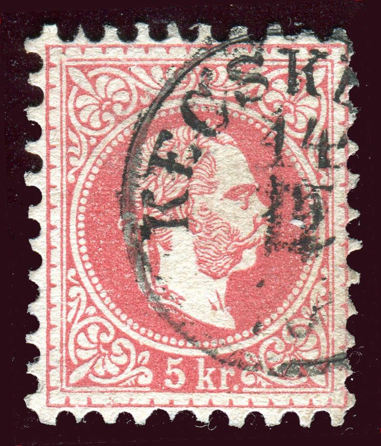 1867er bei Müller nicht bewertet oder gelistet 0754410