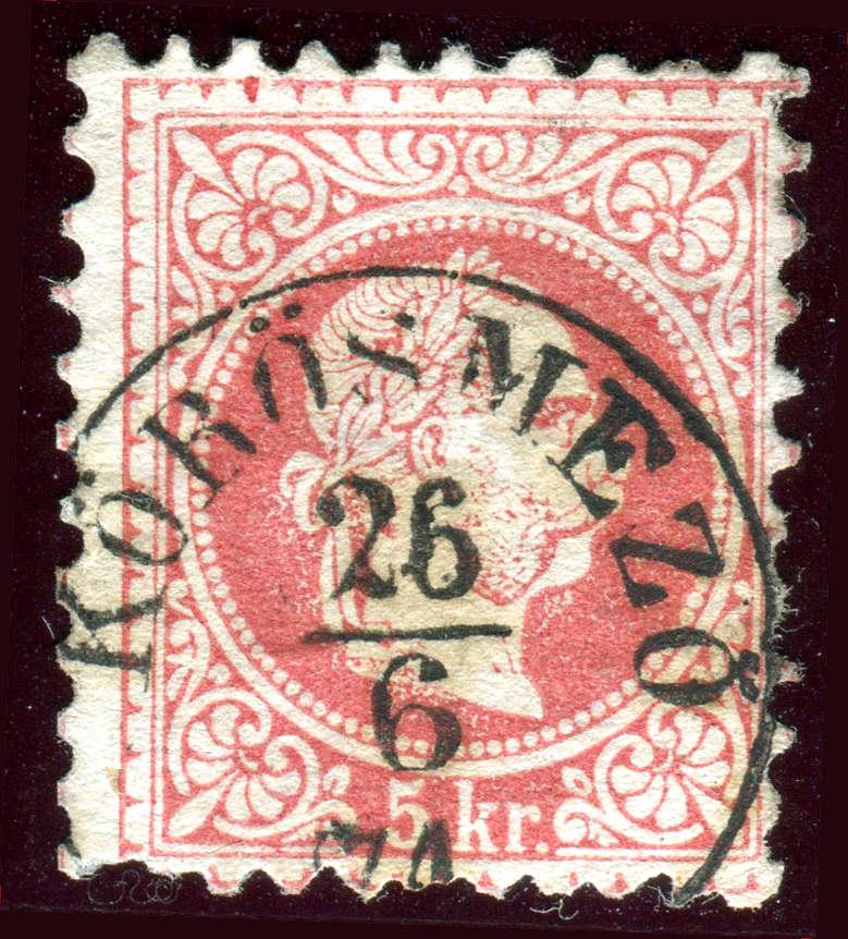 1867er bei Müller nicht bewertet oder gelistet 086910