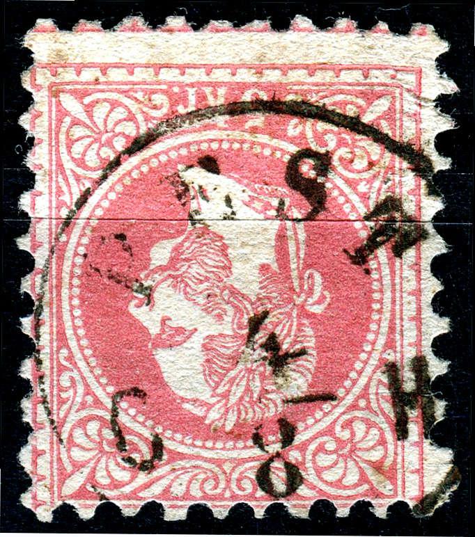 1867er bei Müller nicht bewertet oder gelistet 144010