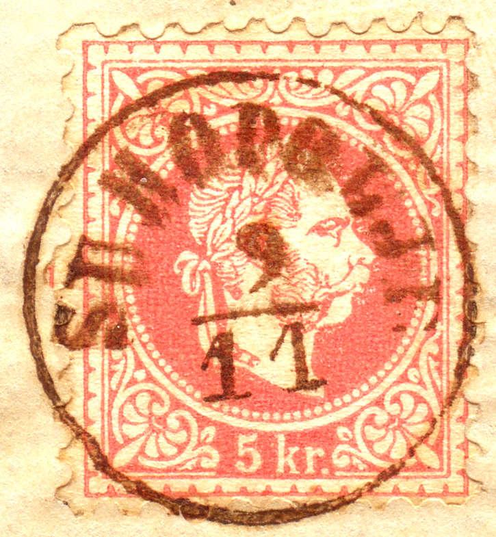 Freimarken-Ausgabe 1867 : Kopfbildnis Kaiser Franz Joseph I - Seite 16 168910