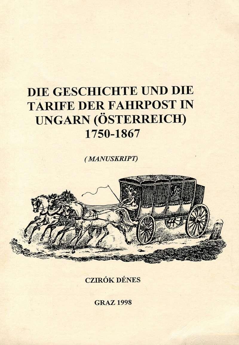 ungarn - Die Büchersammlungen der Forumsmitglieder - Seite 7 X110210