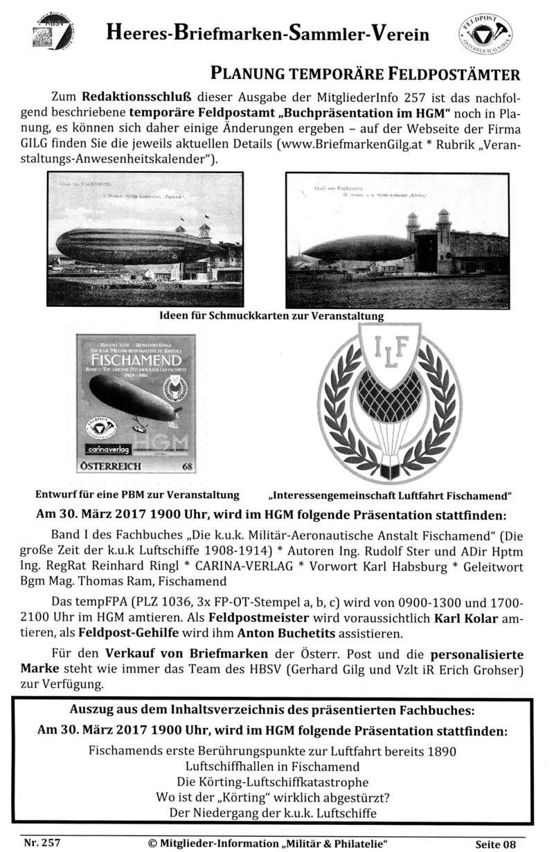 k.u.k Luftschiffe 1908 - 1914 Xx42010