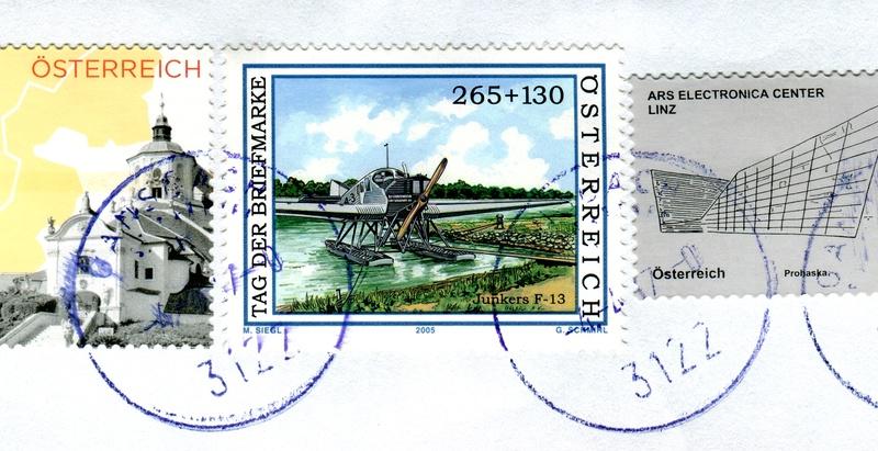 Sammlung Bedarfsbriefe Österreich ab 1945 - Seite 8 Xx44910