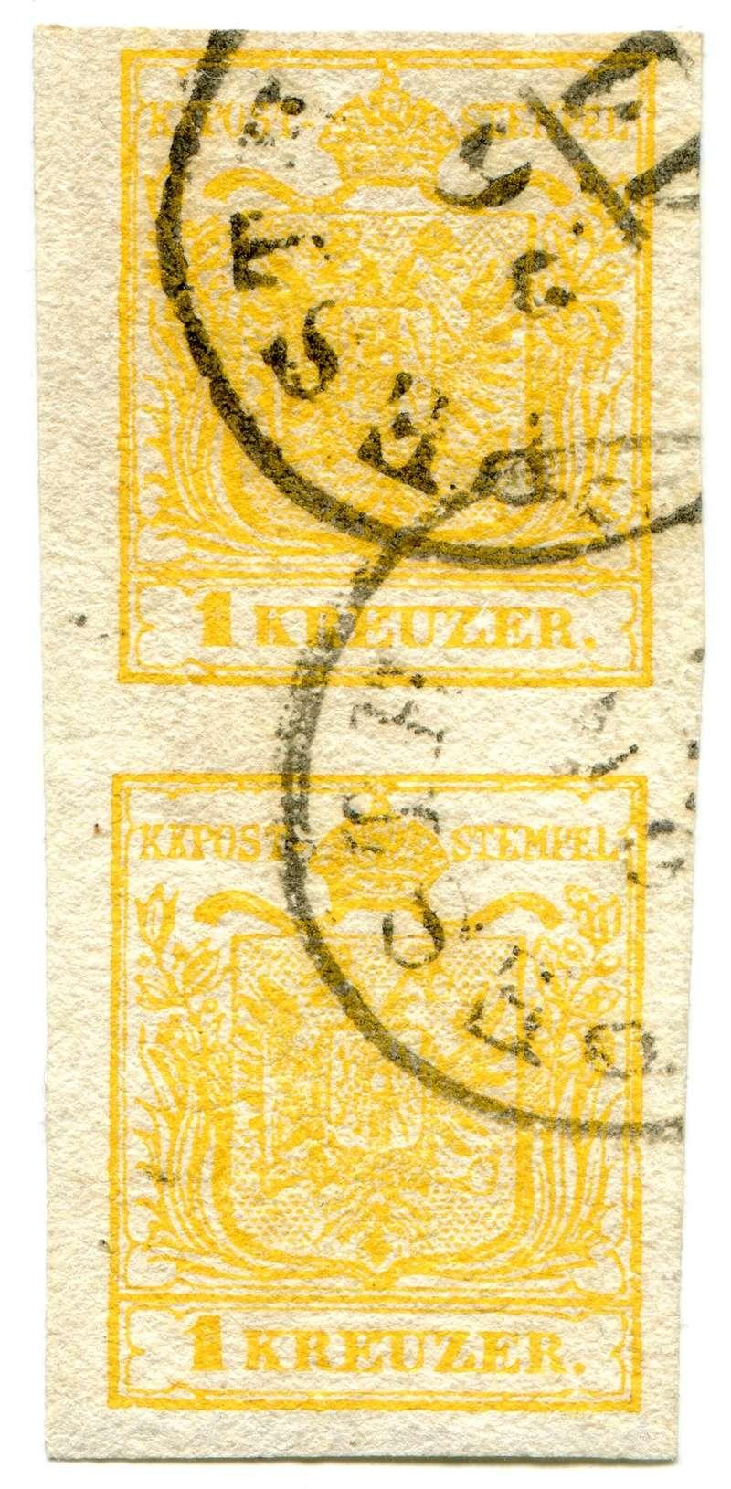 Die erste Österreichische Ausgabe 1850 - Seite 12 Z00610