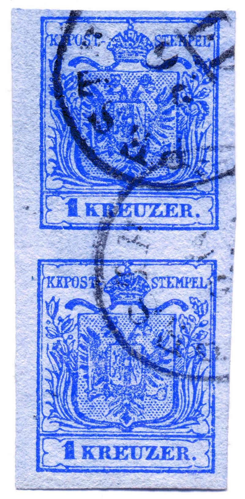 Die erste Österreichische Ausgabe 1850 - Seite 12 Z006x10