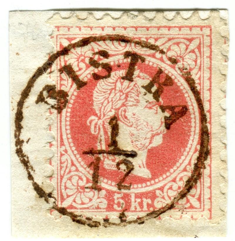 Freimarken-Ausgabe 1867 : Kopfbildnis Kaiser Franz Joseph I - Seite 17 Z01610