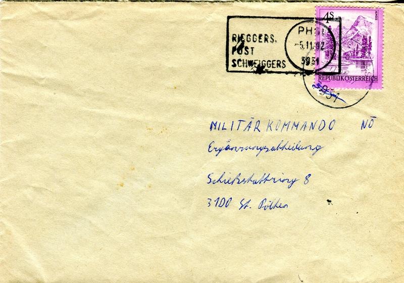 Posthilfsstellen-Stempel Z04910
