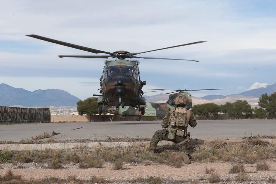 M.O.E Mando de operaciones especiales 78896210