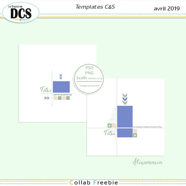 DCS : les templates d