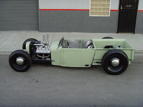 Ford 29 pick up roadster Cace6210