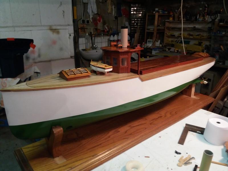 Yacht  classique à moteur 1920 / 1930 NEMESIS - Page 4 20170310