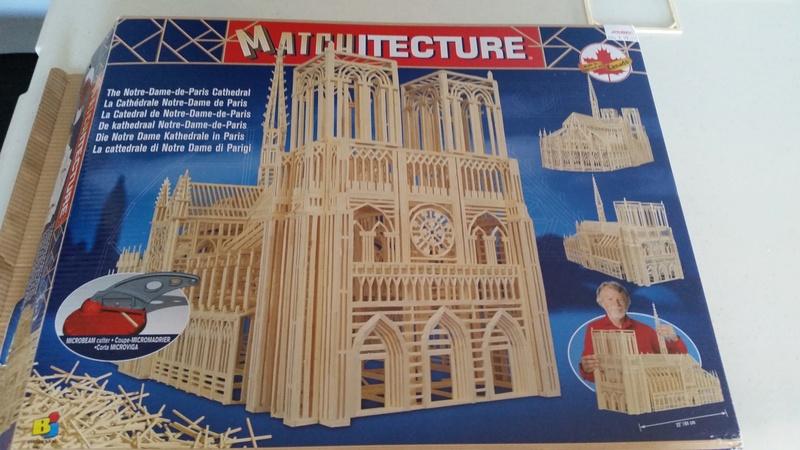 Matchitecture: Cathédrale Notre-Dame-de-Paris 00115